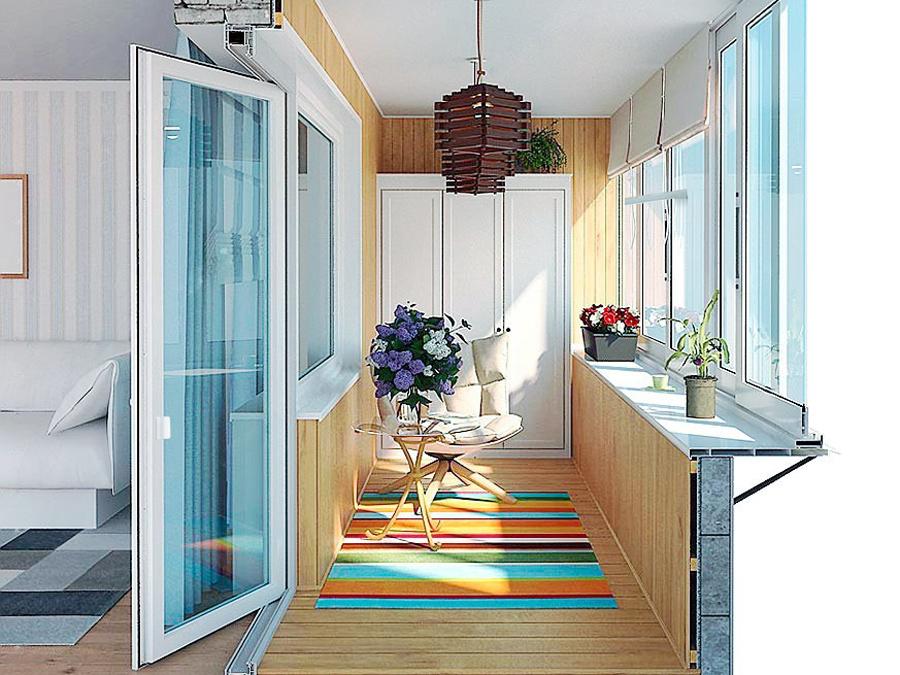 Разрешено ли остеклять балкон с выносом по подоконнику.