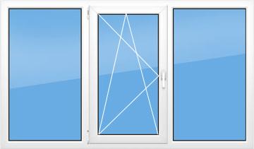 Окна в доме серии пд-4: размеры и цены.