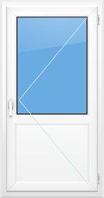 Окна в доме серии п-47: размеры и цены.