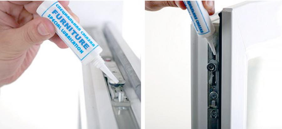 Система ухода за пластиковыми окнами