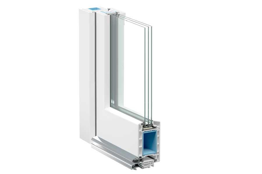 купить дверь стеклопакет